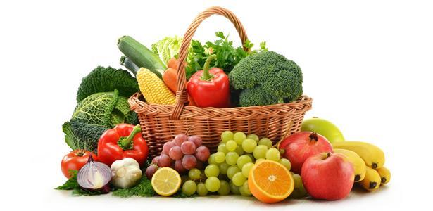 Οι βιταμίνες στα φρούτα και λαχανικά