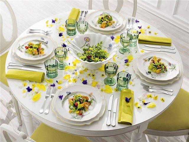 στρωμένο τραπέζι
